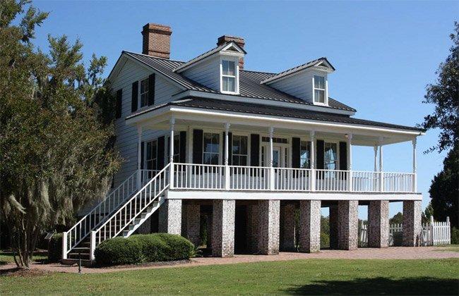 Stony Landing Plantation House