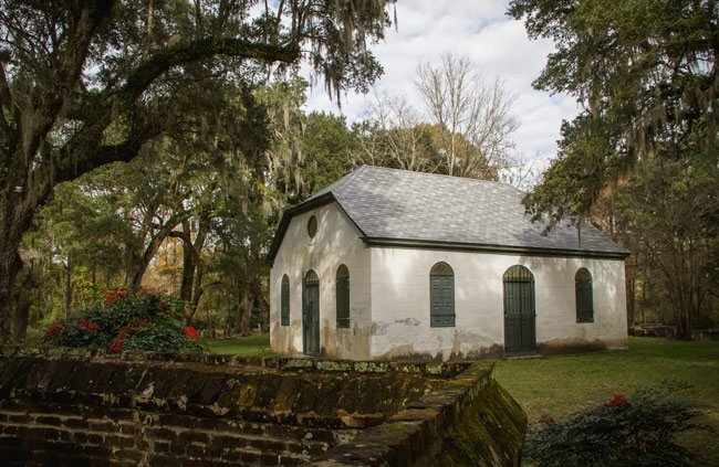 Strawberry Chapel Cordesville