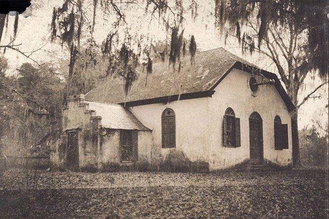 Strawberry Chapel