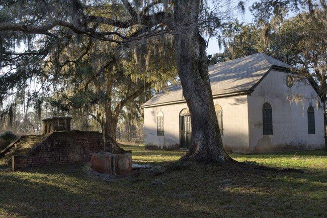 Strawberry Chapel Rear