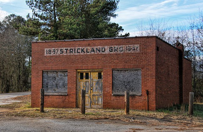 Strickland Grocery Store, Starr