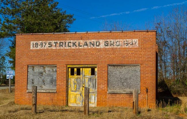 Strickland Store Starr