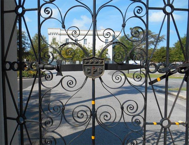 Summerall Gate