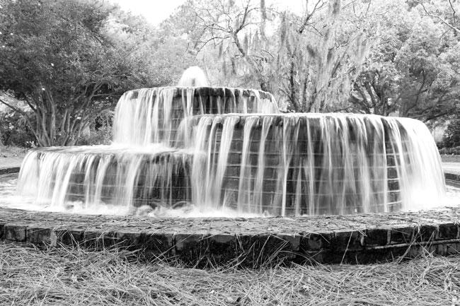 Summerville Fountain