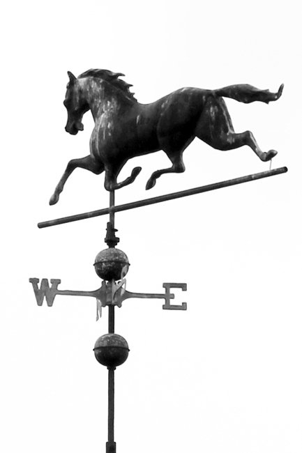 Summerville Horse Weathervane