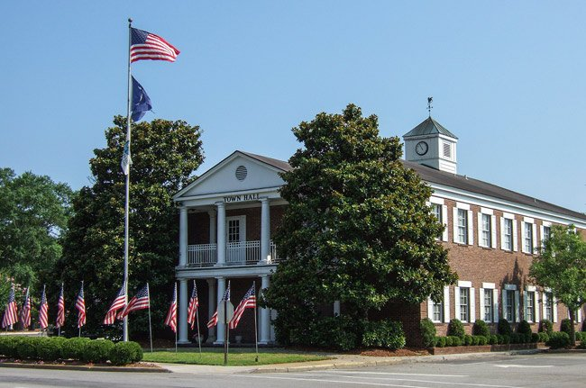 Summerville Town Hall