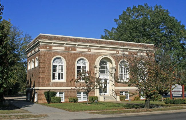 Sumter Carnegie Library