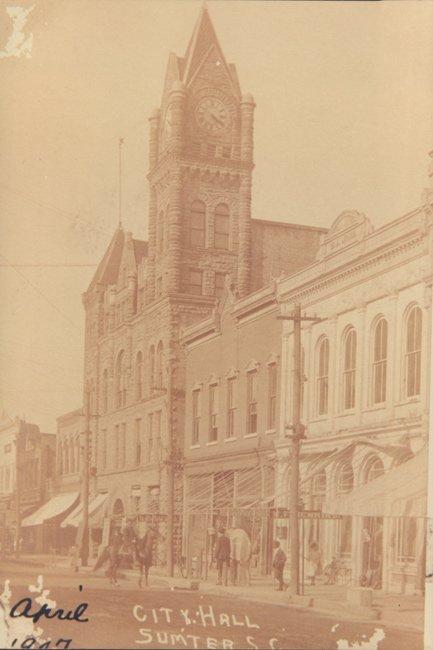 Sumter Opera House Historic