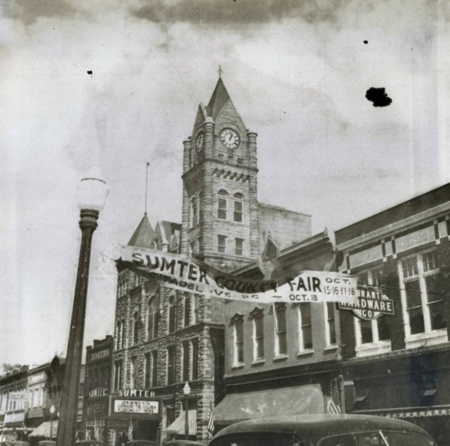 Sumter Opera House Historical
