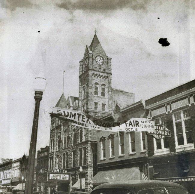 Sumter Opera House Historical