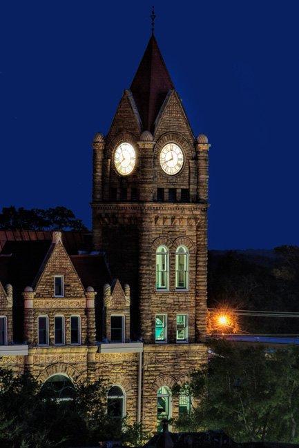 Sumter Opera House Night