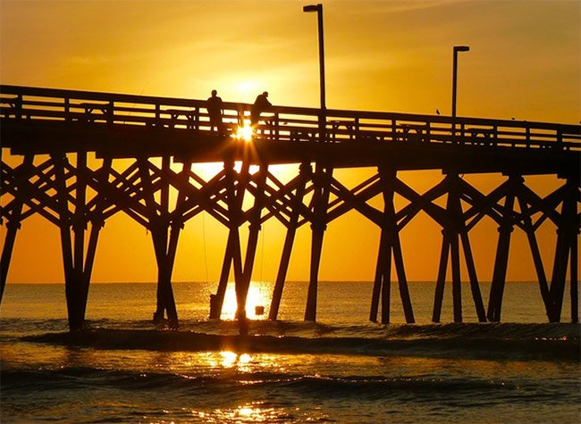 Surfside Beach Fishing Pier