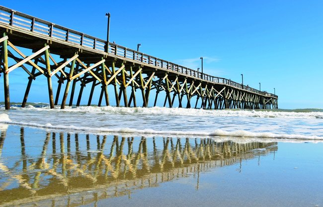 Surfside Pier Horry County