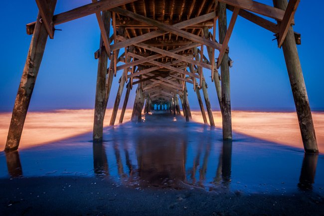 Surfside Pier SC
