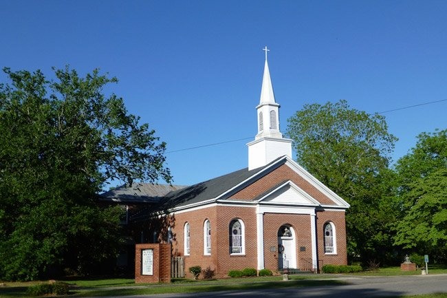 Swallow Savannah Methodist Church