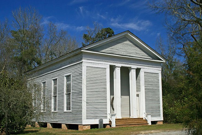 Swift Creek Baptist Church - Boykin, South Carolina