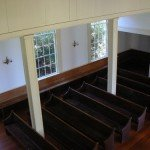 Swift Creek Church Interior