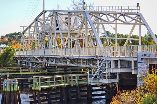 Swing Bridge Horry County