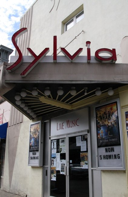 Sylvia Theater York