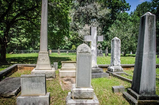 Tabernacle Cemetery Greenwod
