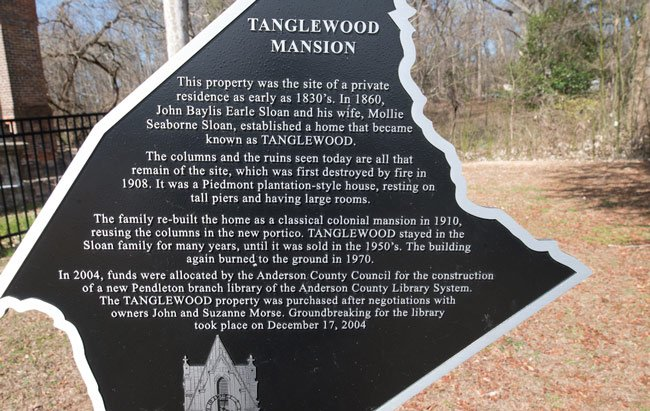 Tanglewood Mansion