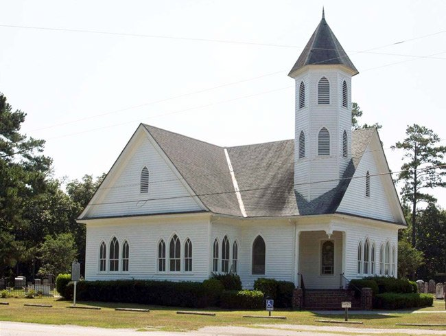 Target Methodist Church