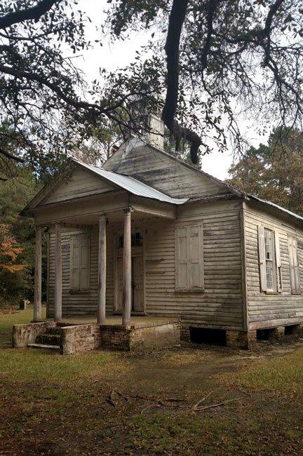 Taveau Church Cordesville