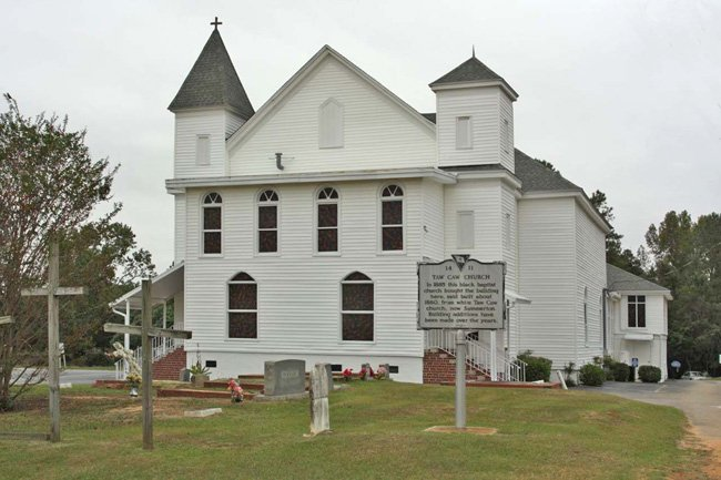 Taw Caw Missionary Baptist Church