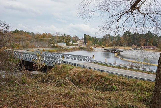 Teal's Millpond Bridge
