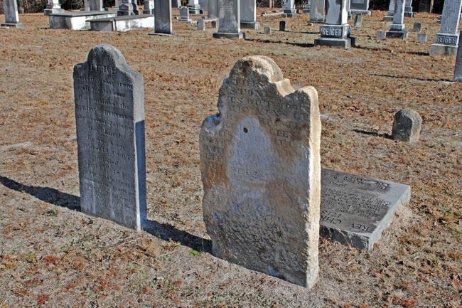 Theus Grave Back