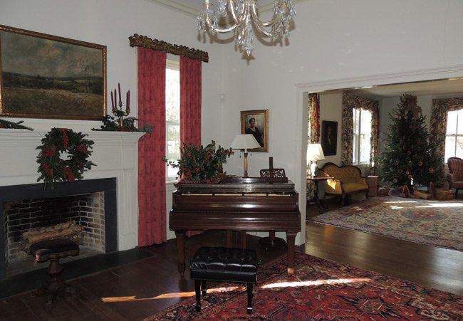 Thomas Hart House Interior