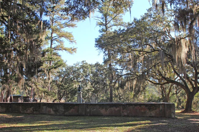 Thomas Heyward Cemetery