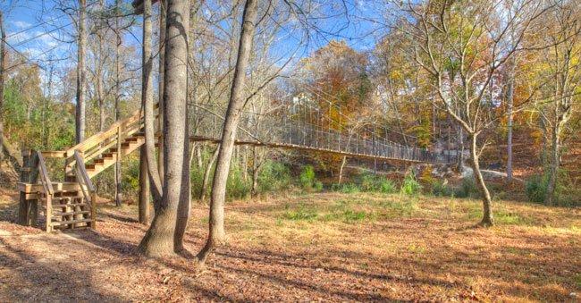 Thread Trail Bridge