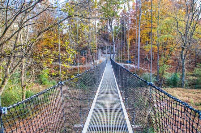 Thread Trail Pedestrian Bridge