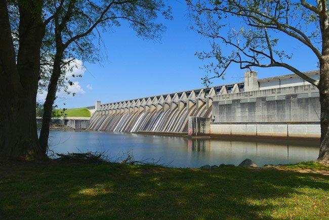 Thurmond Dam