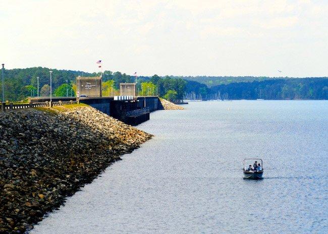 Thurmond Lake