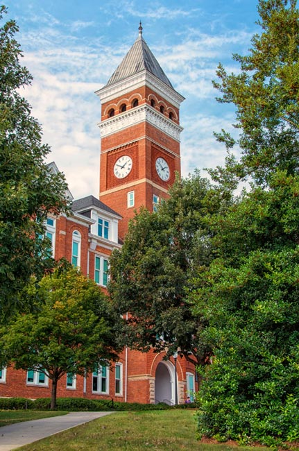 Tillman Hall Building