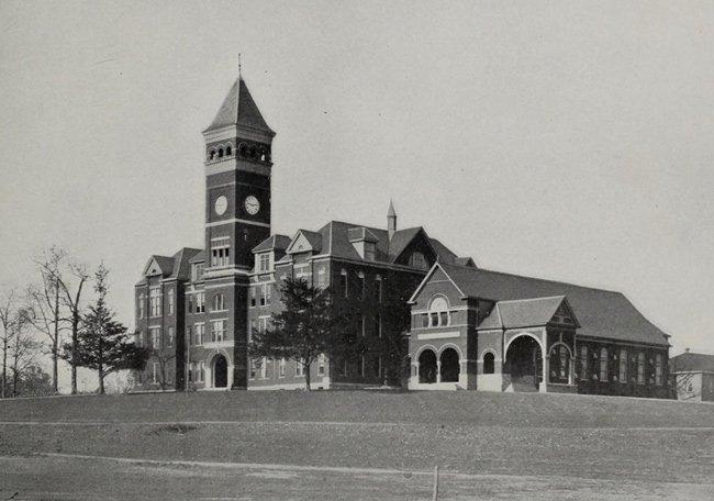 Tillman Hall Historical