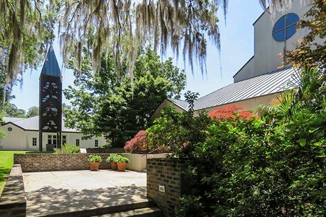 Mepkin Abbey Belltower