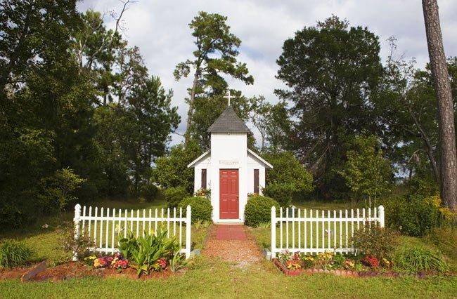 Travelers' Chapel