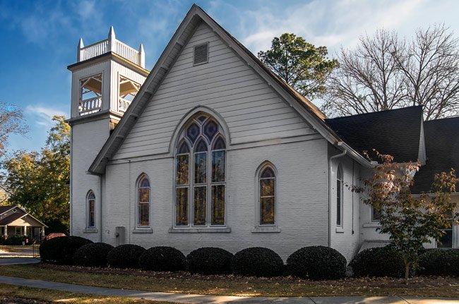 Trenton Methodist Church