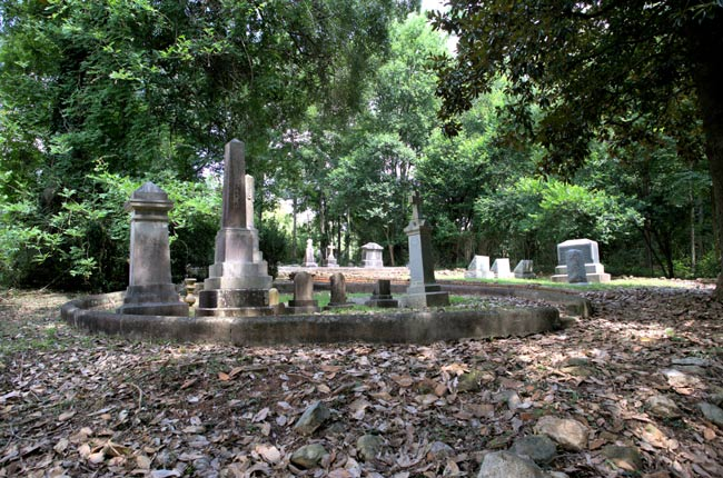Trinity Abbeville Cemetery