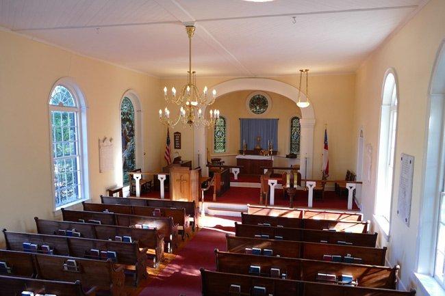 Trinity Edgefield Interior