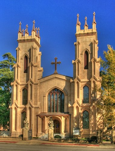 Trinity Episcopal Cathedral Columbia Sc Photos Map