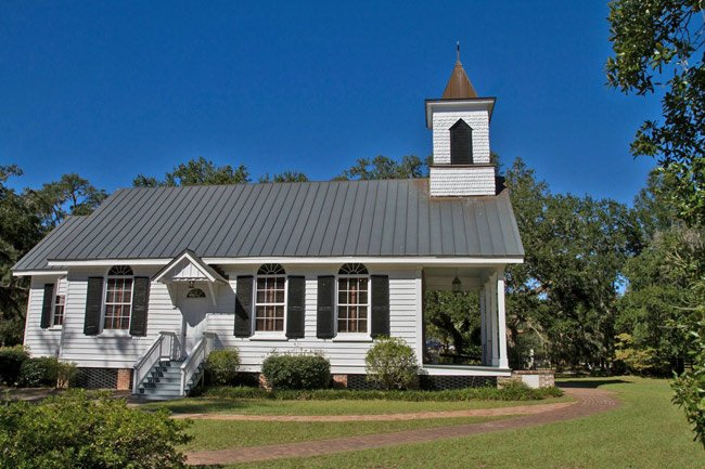 Trinity Episcopal Edisto Side