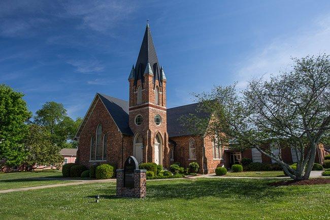 Trinity Methodist York