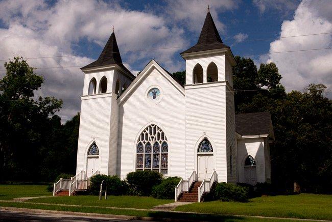 Trinity United Methodist in Smoaks, SC