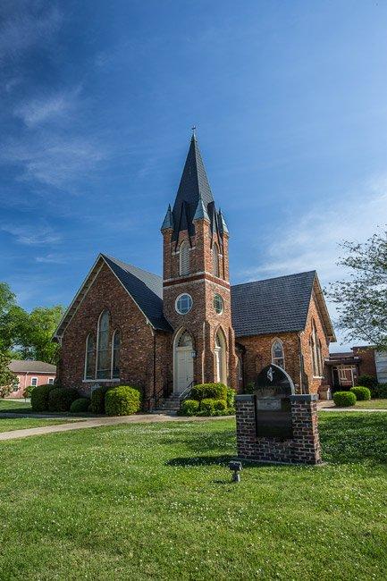 Trinity United Methodist York