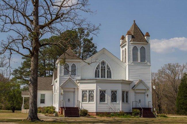 Troy Associate Reformed Presbyterian