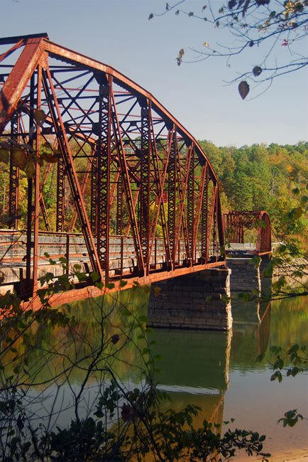 Tugaloo River Bridge